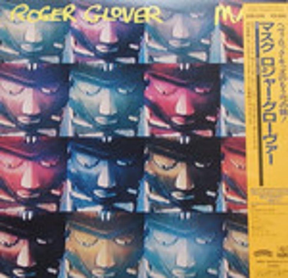 Roger Glover ?– Mask Japan Pressing with OBI 25S-239