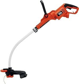 Black & Decker GH3000R 7.5 Amp 14 in. Curved Shaft Electric String Trimmer / Edger (Renewed)
