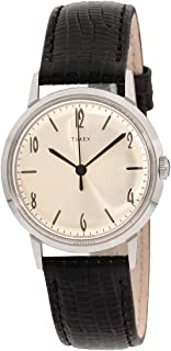 Timex Marlin Stainless Steel Hand-Wound Movement