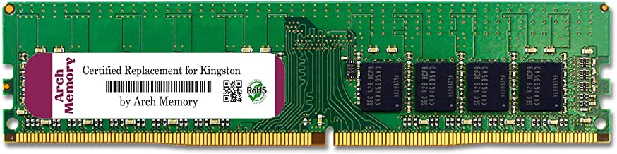 Arch Memory Replacement for Kingston KSM26ED8/16ME 16 GB 288-Pin DDR4 2666 MHz ECC UDIMM RAM