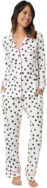 The Cat's Pajamas Sprinkle Dots Knit Pajama