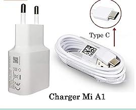 Movilux_ES Cargador MDY-08-EO (5V/2A) + Cable USB Tipo C, Blanco, Compatible con Xiaomi Mi5, Mi6, Mi8, Mi8 Lite, Redmi A1, A2, Bulk