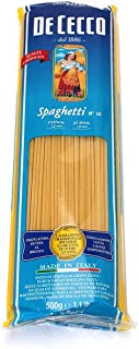 10x Pasta De Cecco 100% Italienisch Spaghetti n. 12 Nudeln 500g