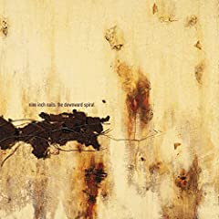 Nine Inch Nails- Downward Spiral