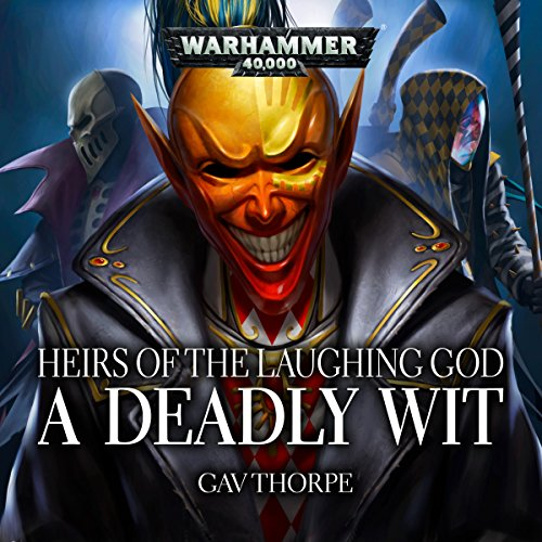A Deadly Wit (Heirs of the Laughing God) cover art