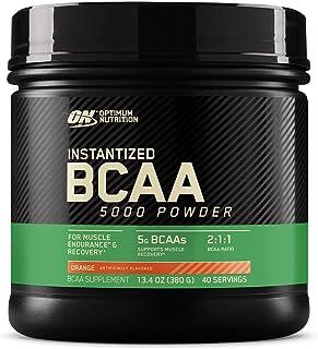 Optimum Nutrition Instantized Bcaa 5000 Pwd Orange 380G