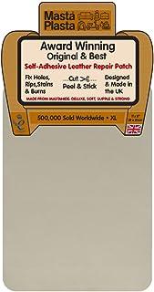 comprar comparacion MastaPlasta - Parche Autoadhesivo para reparación de Cuero. XL: 28 x 20 cm. Elige EL Color Kit de Primeros Auxilios para s...