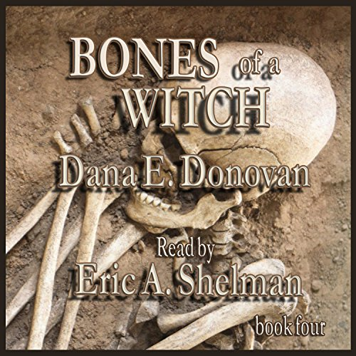 Bones of a Witch audiobook cover art