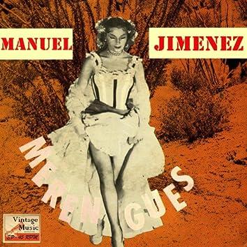 Vintage Puerto Rico No. 12 - EP: Merengues