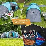 Zoom IMG-1 skandika hammerfest 6 persone tenda