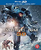 Pacific Rim 3D [Combo Bluray 3D + Bluray + Copie Digitale]