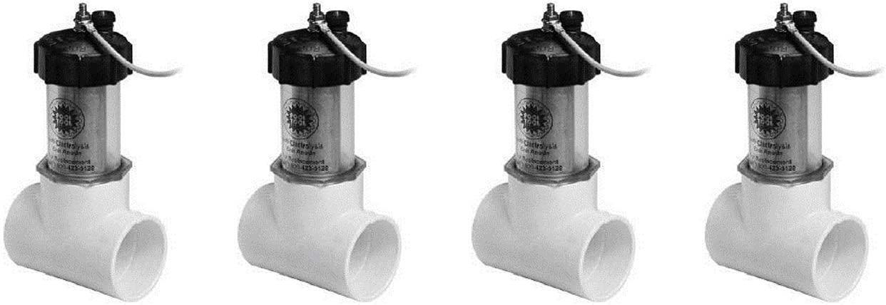 Pool Tool 104D Inline Zinc Anode Four Pack 2