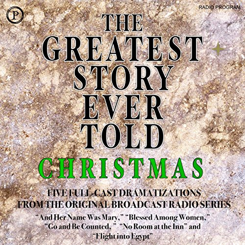 The Greatest Story Ever Told: Christmas cover art
