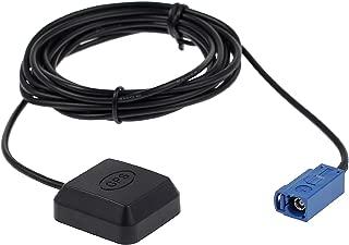 Bingfu C/âble dextension pour Adaptateur dantenne de Navigation GPS pour v/éhicule Fakra C Femelle /à c/âble Bleu m/âle 3 m Compatible avec GPS de Voiture BMW Audi Chevrolet Ford Lincoln GM Cadillac