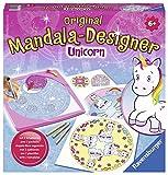 Ravensburger- Licornes Midi Mandala Designer, 29703