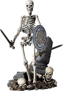 特撮リボルテック020 アルゴ探検隊の大冒険 骸骨剣士 ノンスケール ABS&PVC製 塗装済み アクションフィギュア