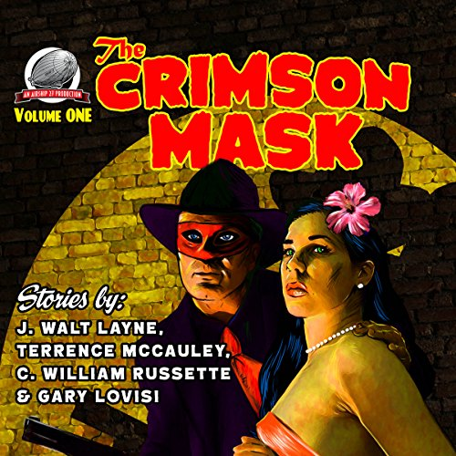 The Crimson Mask: Volume 1 cover art