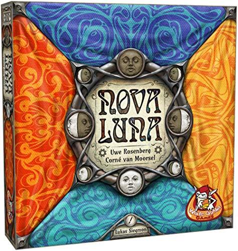 Unbekannt White Goblin Games brettspiel Nova Luna