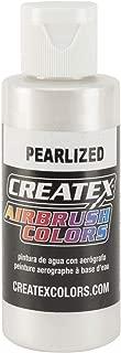 Createx Airbrush Colors 4 oz. pearl white 5310