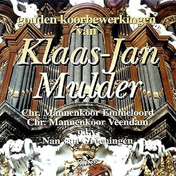 Gouden Koorbewerkingen van Klaas-Jan Mulder