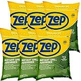 Zep Instant Spill Absorber 3 Lb Bag ZUABS3 (Case of 6) Dust-free formula