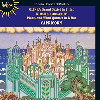Glinka  Grand Sextet  Rimsky-Korsakov  Wind Quintet