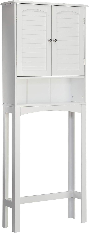 Elegant Home Fashions Sierra Cabinet, White