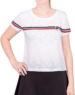 Camiseta Fila Stripe Branca