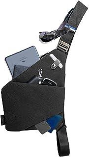 Fino Sling Bag Crossbody - Mochila antirrobo para Hombre y Mujer Multiusos Viaje Senderismo para Hombres