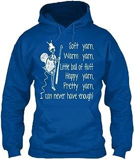 Never Have Enough Sweatshirt - Gildan 8oz Heavy Blend Hoodie