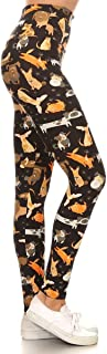 Best leggings with dogs Reviews