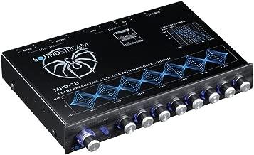 Soundstream MPQ-7B 7-Band 1/2 DIN Equalizer
