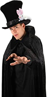 elope Magician Hat with Rabbit for Teens and Adults