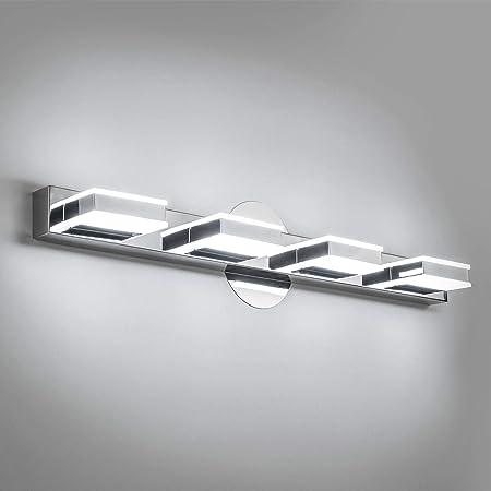 Designers Fountain 6714 Sp Meridian 4 Light Bath Bar Vanity Lighting Fixtures Amazon Com