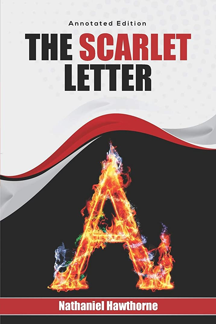 スツールボードジャンクThe Scarlet Letter: Annotated Edition (American Classics)