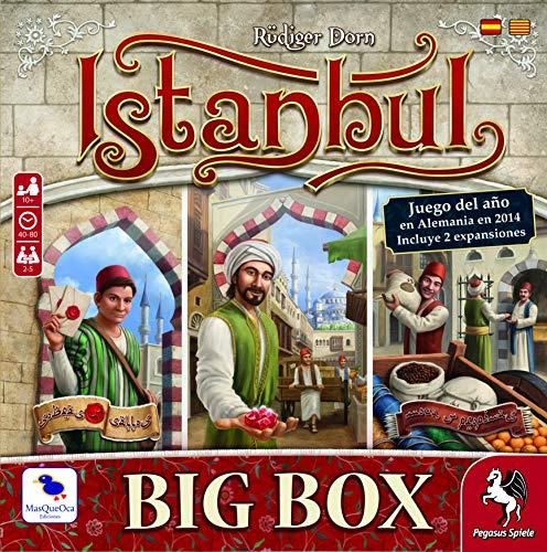 Ediciones MasQueoca - Istanbul BIG BOX (Español)(Catalán)