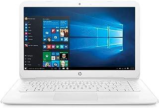 "Notebook HP Stream Intel Celeron 1.6GHz 4GB RAM 32GB SSD eMMC Windows 10 Tela 14"" - Branco"