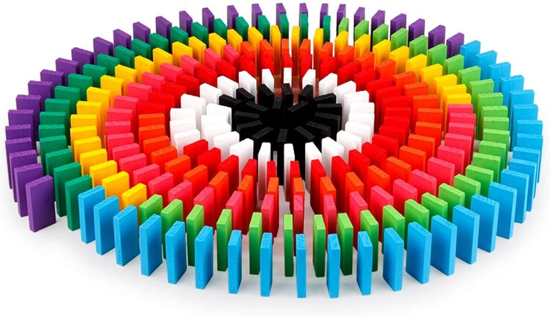 venta caliente en línea LF Set de Bloques Bloques Bloques de dominó Coloridos, Juego de Niños Juego de Juguetes educativos Dominó de competición estándar para Adulto (Tamaño   1560 pcs)  varios tamaños