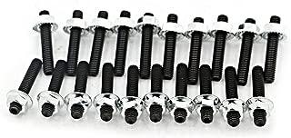 Alpha Rider 20pcs Oil Pan Bolt Stud Kit For TOYOTA SUPRA Celica MR2 2JZ 1JZ 4AGE 7MTGE