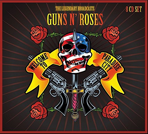 Welcome To Paradise City: (Box 8 Cd Set)