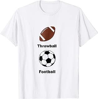 Best throwball t shirt Reviews