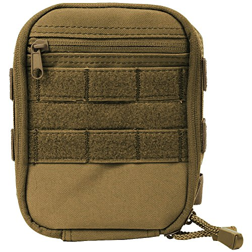 Condor Sidekick Pouch, Coyote Brown, One Size