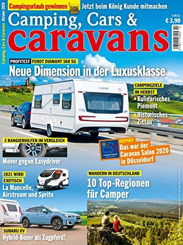 "Camping, Cars & Caravans 10/2020 \""Fendt Diamant 560 SG\"""