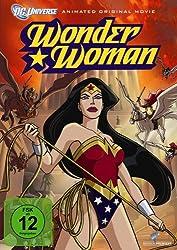 Wonder Woman Film und Comics
