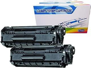 Inktoneram Compatible Toner Cartridges Replacement for HP CF279A 79A Laserjet Pro M26a MFP M26nw M12a M12w (Black, 2-Pack)