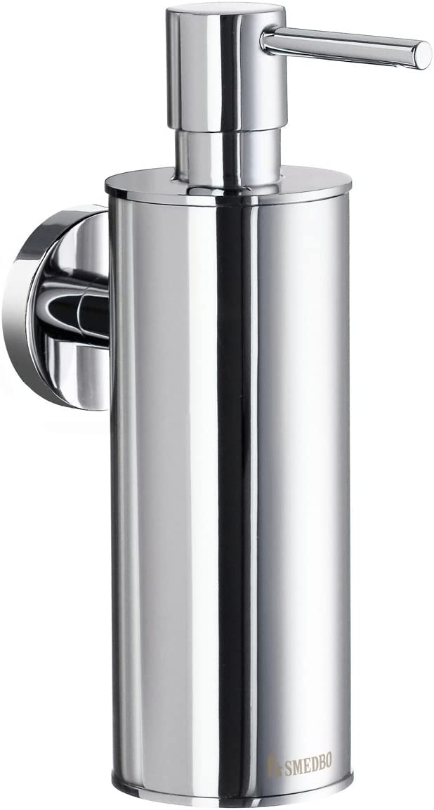 Smedbo SME Cheap super special price Polished Chrome Sales of SALE items from new works HK370 Soap Wallmount 16 Dispenser x