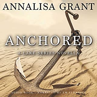 Anchored audiobook cover art