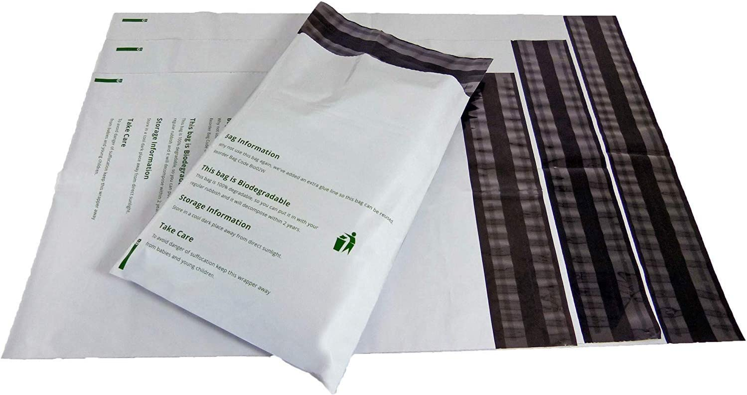 Packaging Chimp Degradable Sales Mailing Bags of Popular product - 100 Pack