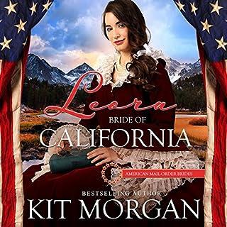 Leora: Bride of California audiobook cover art