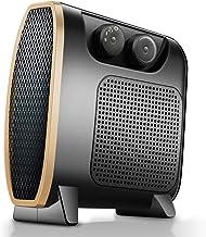 SXFYWJP Frío y Caliente de Doble Uso pequeña Oficina en casa Calentador de Aire Acondicionado calefacción eléctrica Calentador de Ventilador Caliente